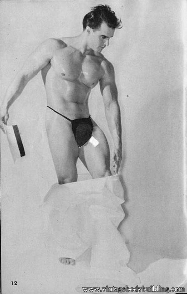 bodybuilder billy hill