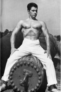 vintage male physique photography