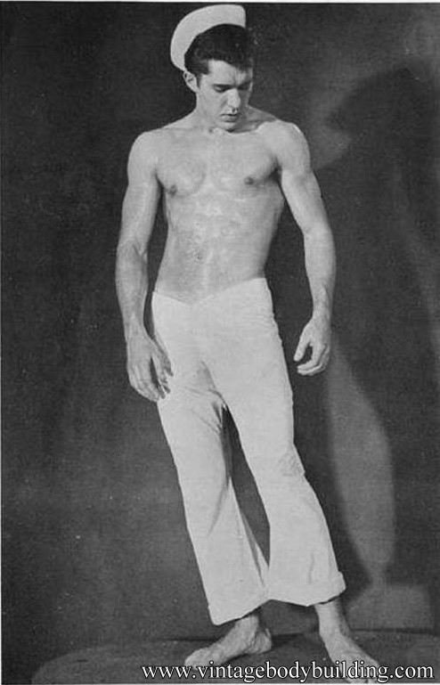 bodybuilder Don Wilder