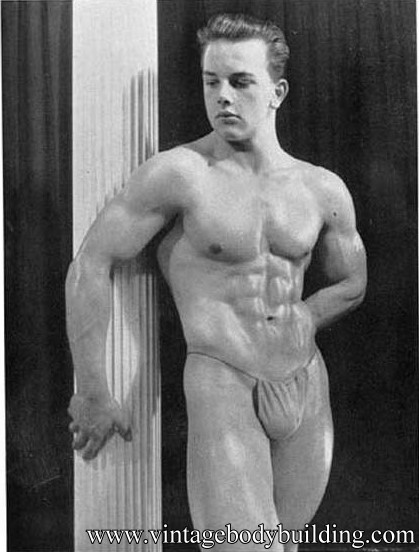Bodybuilder Jim Stevens