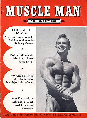 vintage bodybuilding magazine