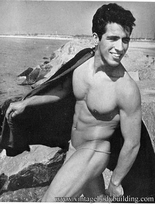 very handsome Sal Saverino