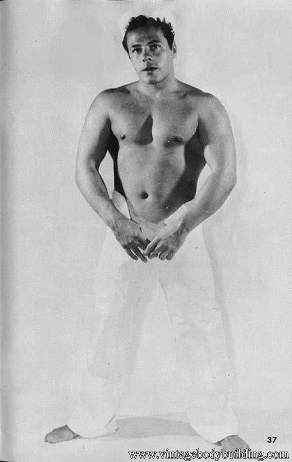 bodybuilder mark sawyer
