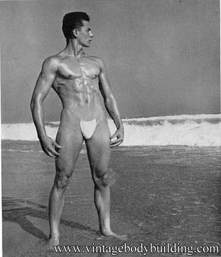 Steve Wengryn at the beach
