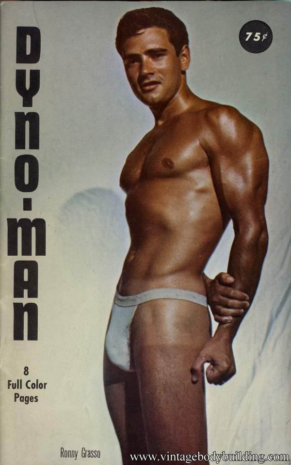 vintage bodybuilding colour photography