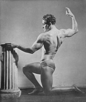 beautiful bodybuilder model Josh Joshua