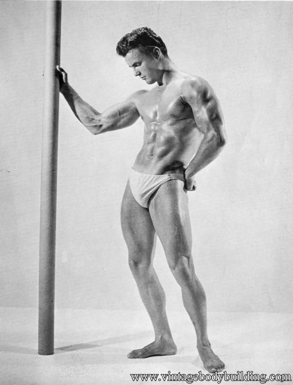 bodybuilder Klaus