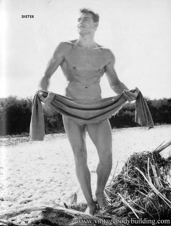 bodybuilder Dieter