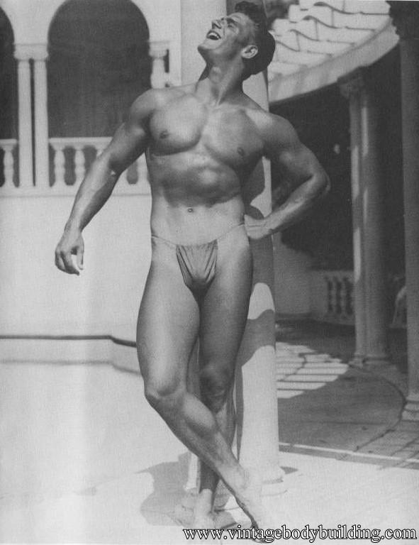 Richard Dubois by Athletic Model Guild