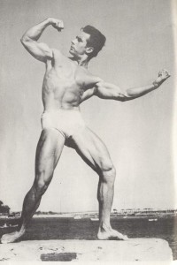 vintage bodybuilding photography