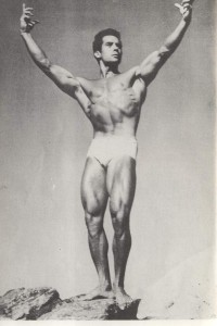 vintage physique photography