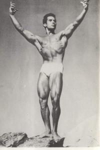 vintage physique photography