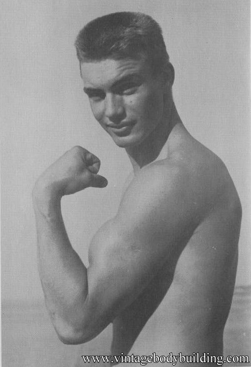 Face and Physique male vintage magazine