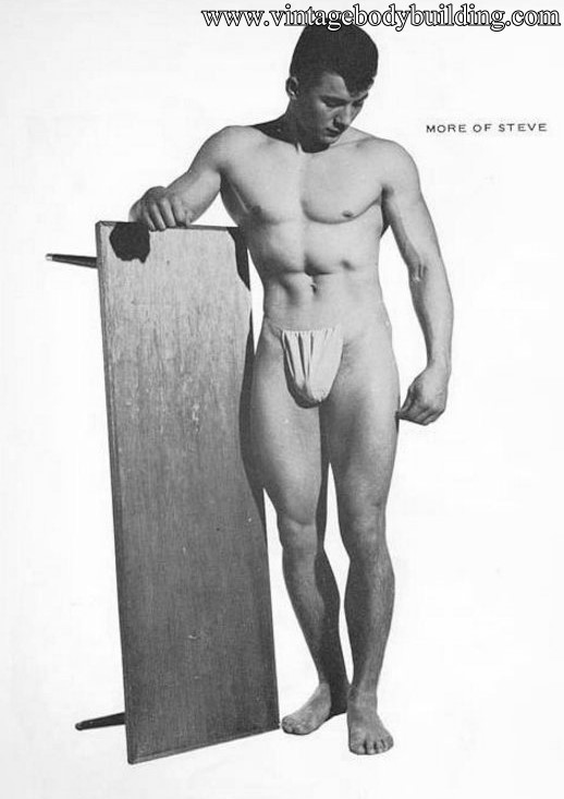 popular bodybuilder Steve Wengryn