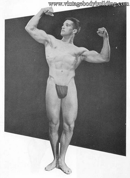 young muscle boy Tom Decarlo