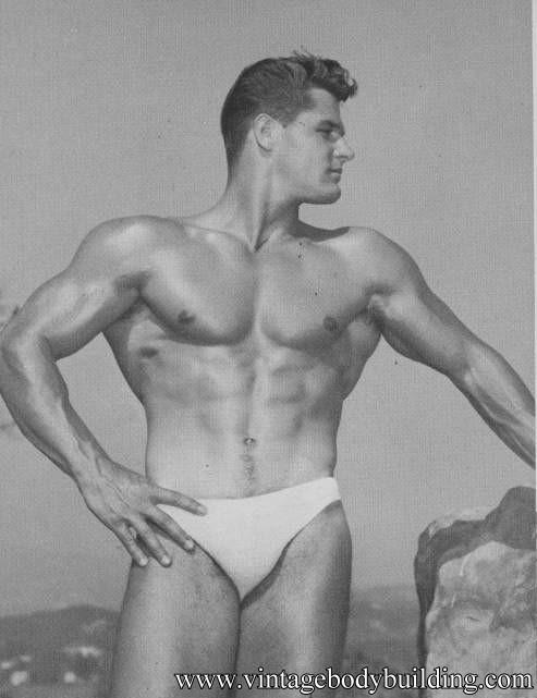 bodybuilder Dick Dubois