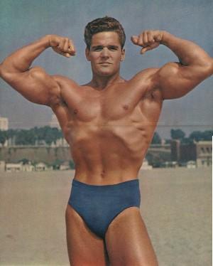 famous bodybuilder Dick Dubois