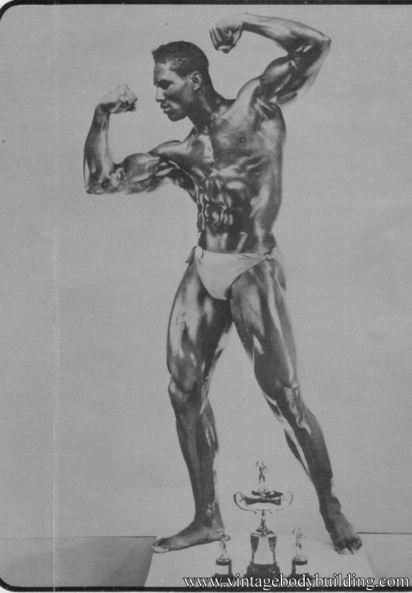 famous bodybuilder Art Harris