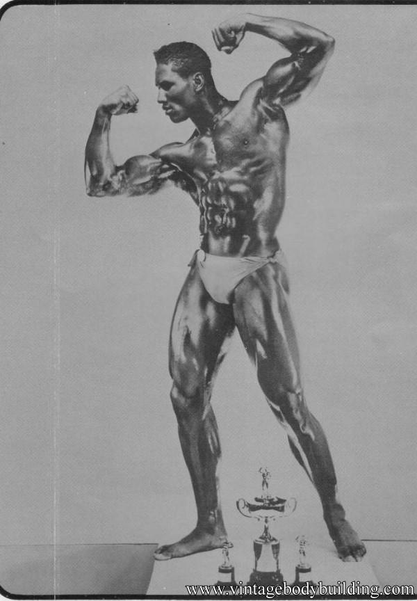 famous bodybuilder Art Harris