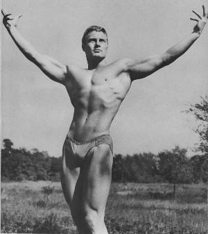 Weider-era bodybuilder London's Sid Robertson