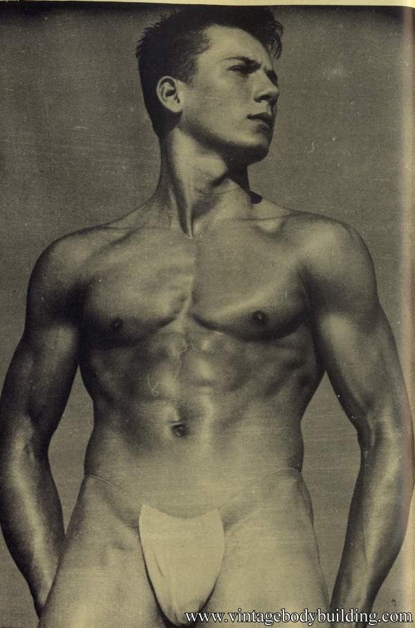 bodybuilder Steve Wengryn