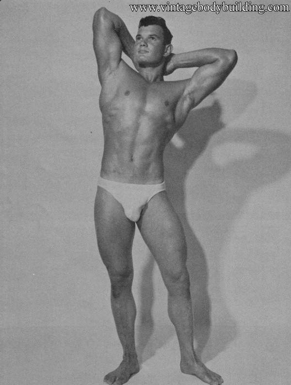 bodybuilder Chuck Tomlinson