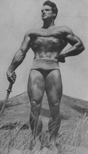 vintage bodybuilding