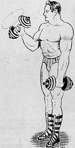 developing forearms in bodybuilding