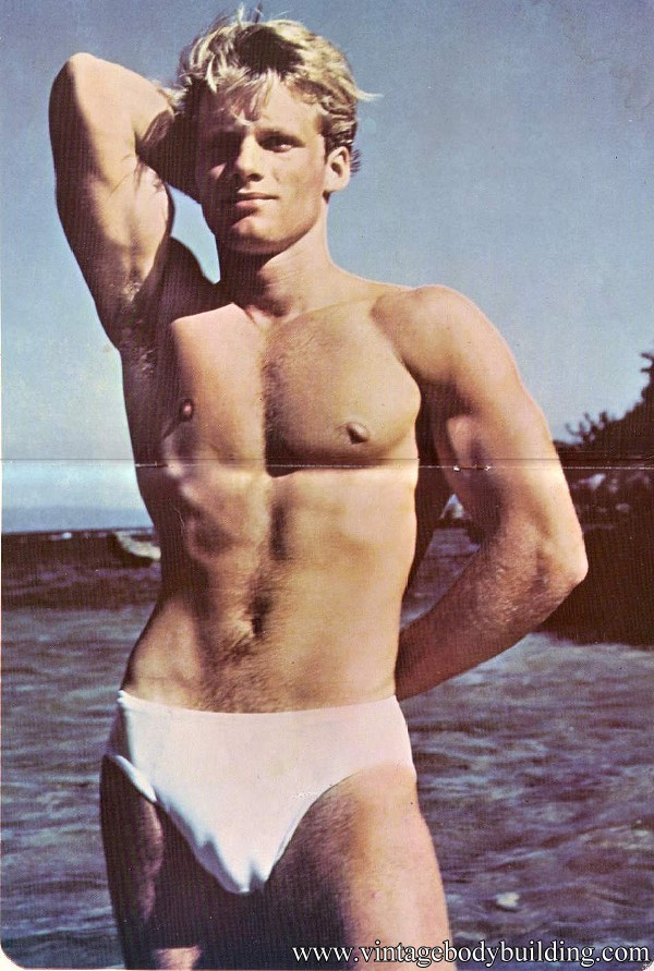 bodybuilder Jim Stryker