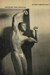 muscle sportsmen from vintage magaine