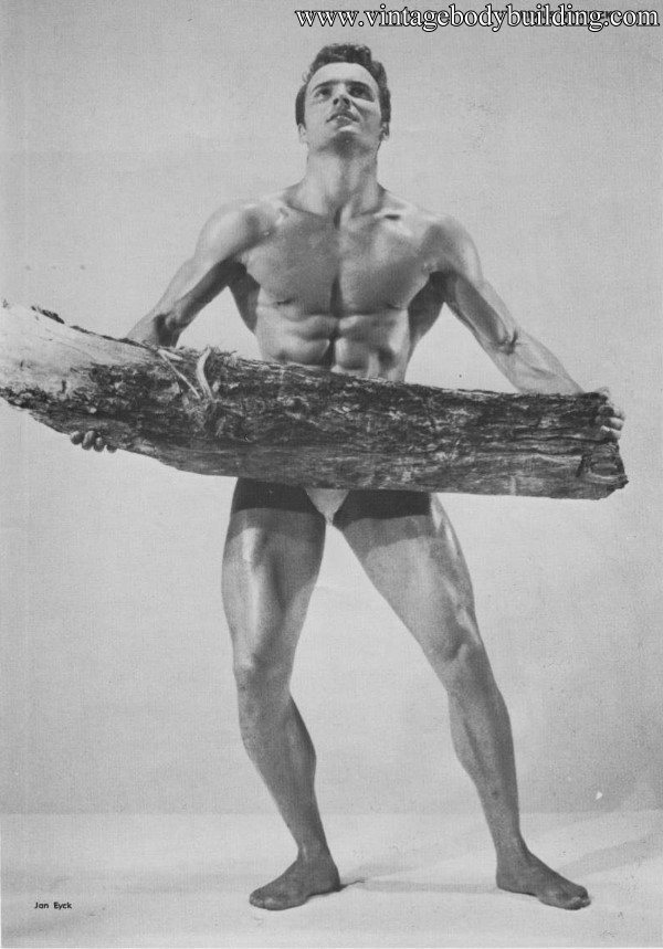 magnificent bodybuilder Klaus Strulick