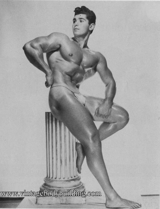gorgeous bodybuilder Marvin Eder