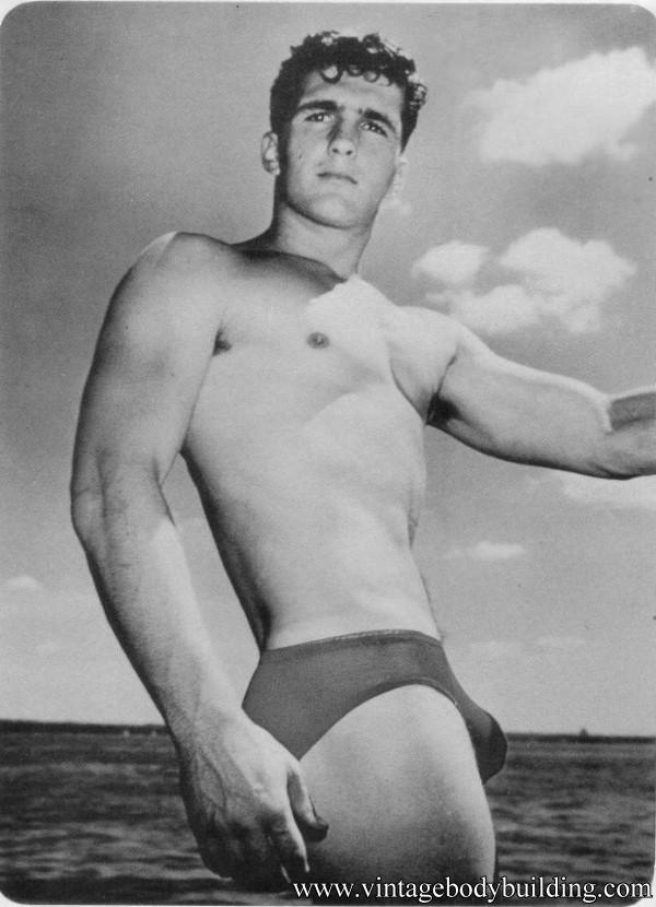 bodybuilder Bill Buist