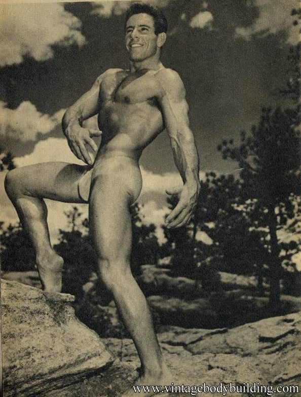 bodybuilder ray mcguire
