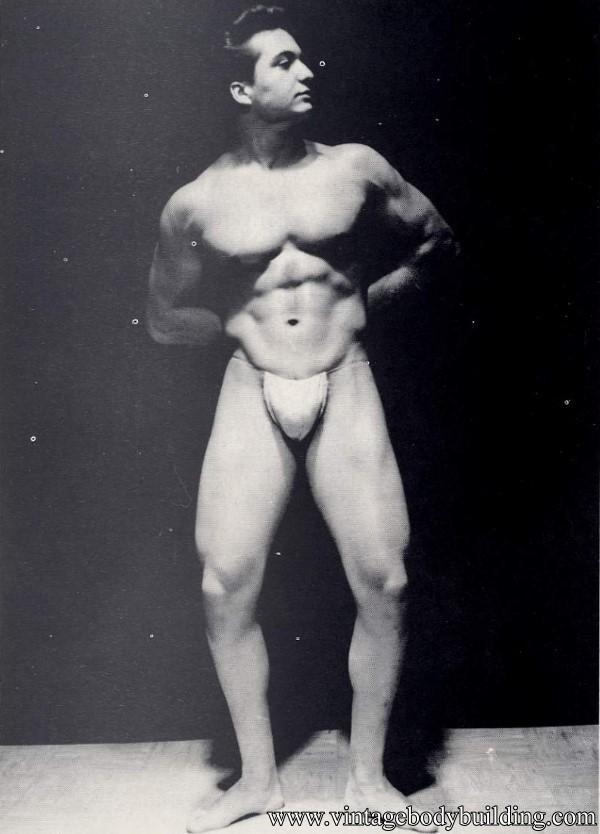 vintage bodybuilder