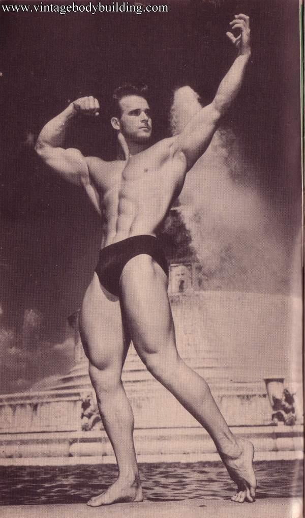Famous bodybuilder Vic Seipke