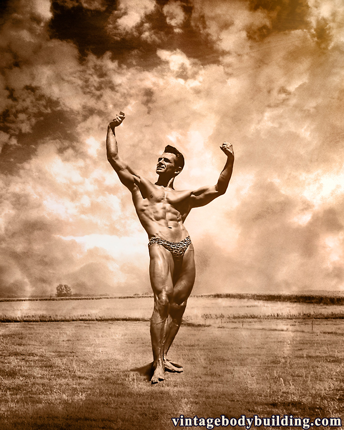 art prints of bodybuilders