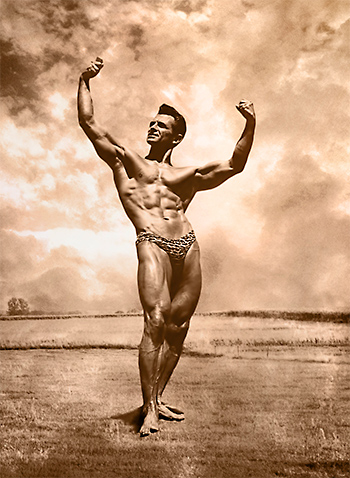 bodybuilders art prints
