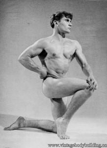 Bodybuilder Eckhard