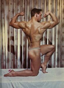 Bodybuilder Nick De Guiseppe