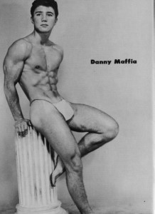Fitness model Danny Maffia