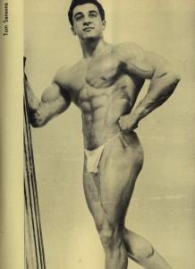 Bodybuilder Tom Sansone