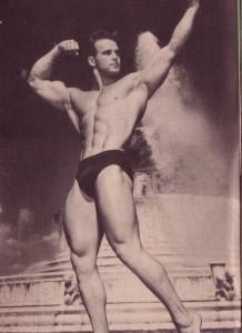 Bodybuilder Vic Seipke