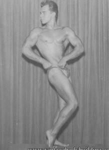 Bodybuilder Amaury Silva