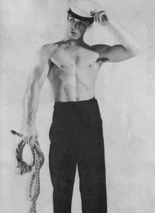 Bodybuilder Yvon Dubreuil