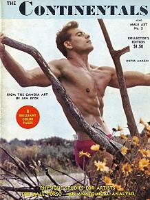 The Continentals magazine